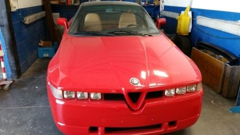 Alfa Romeo FZ