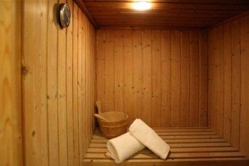 centro con sauna