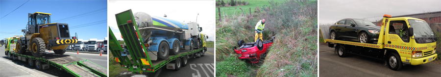 Roadside assistance and vehicle salvage in Palmerston North