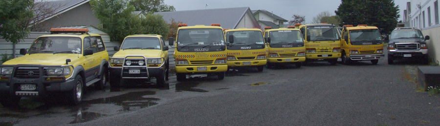 Crash Services' fleet