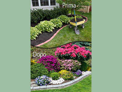 Progettazone giardini