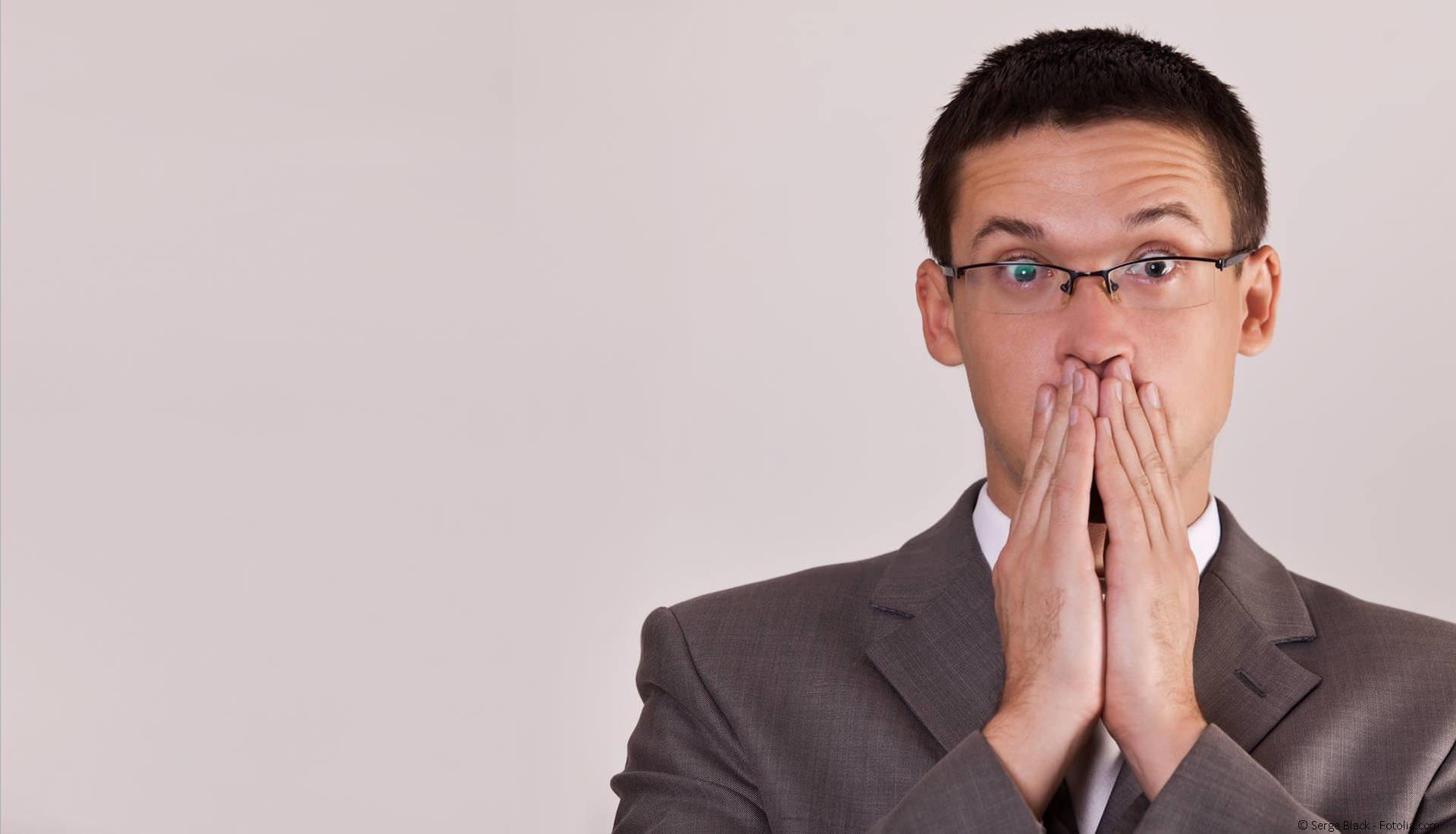 Mundgeruch und schlechter Atem
