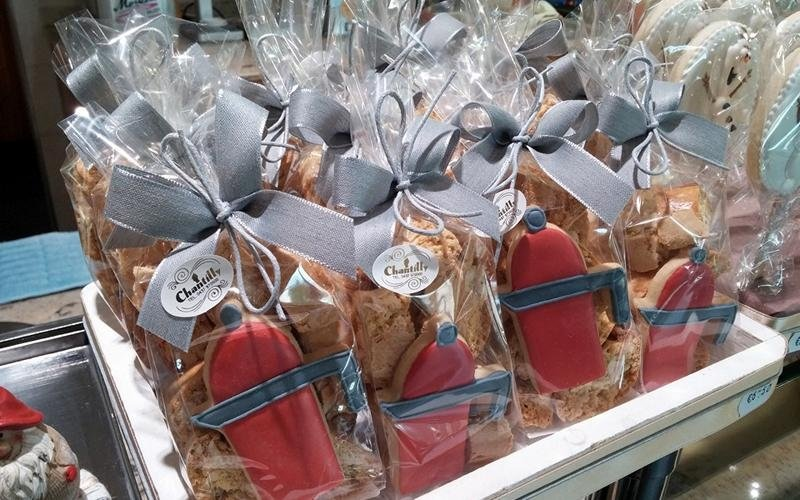 Biscotti confezionati belli da regalare