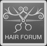 Hair Forum logo