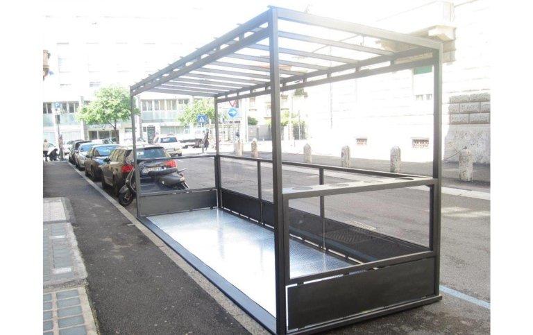 Arredi per esterno bergamo f b b srl i nostri prodotti - Mobili in ferro per esterno ...