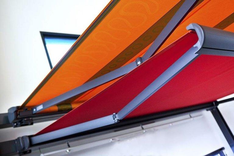 tenda da sole automatizzata
