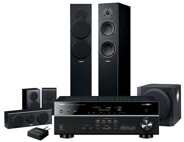 yamaha home theatre
