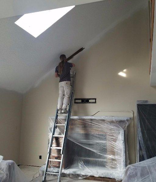 interior residential painter - Buffalo, NY