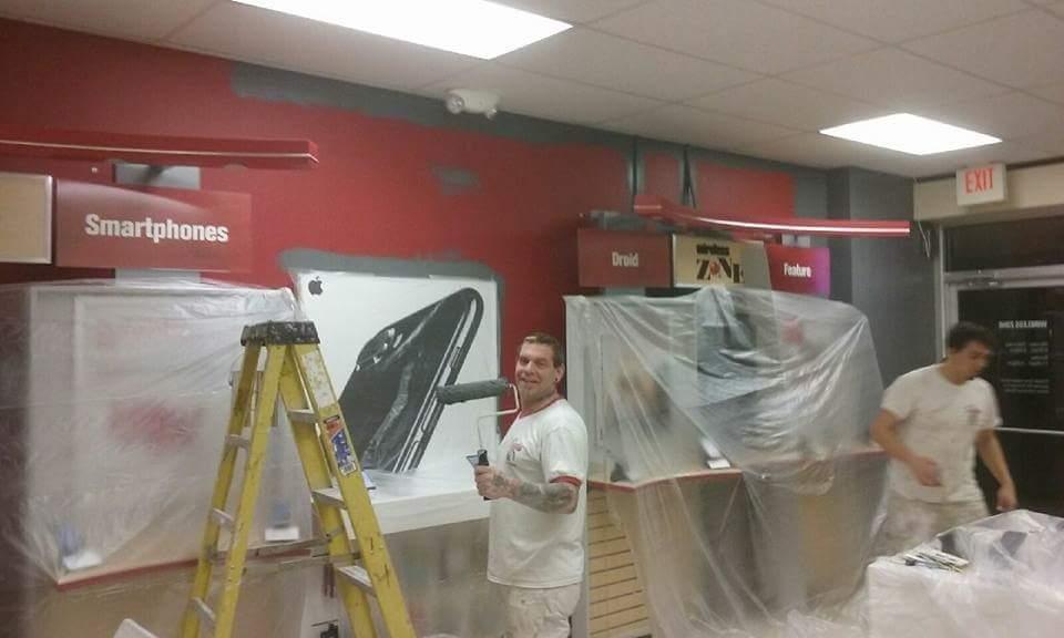 commercial drywall repair - Buffalo, NY