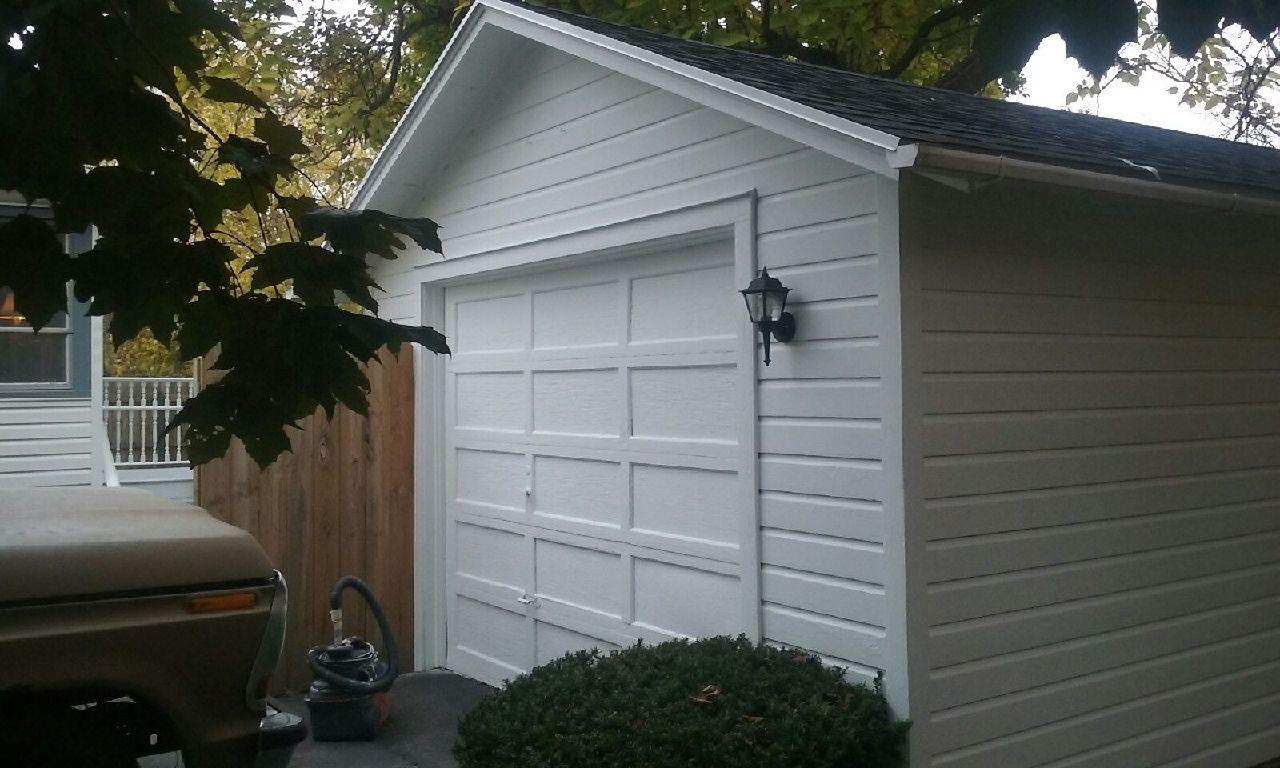 garage painter - Buffalo, NY