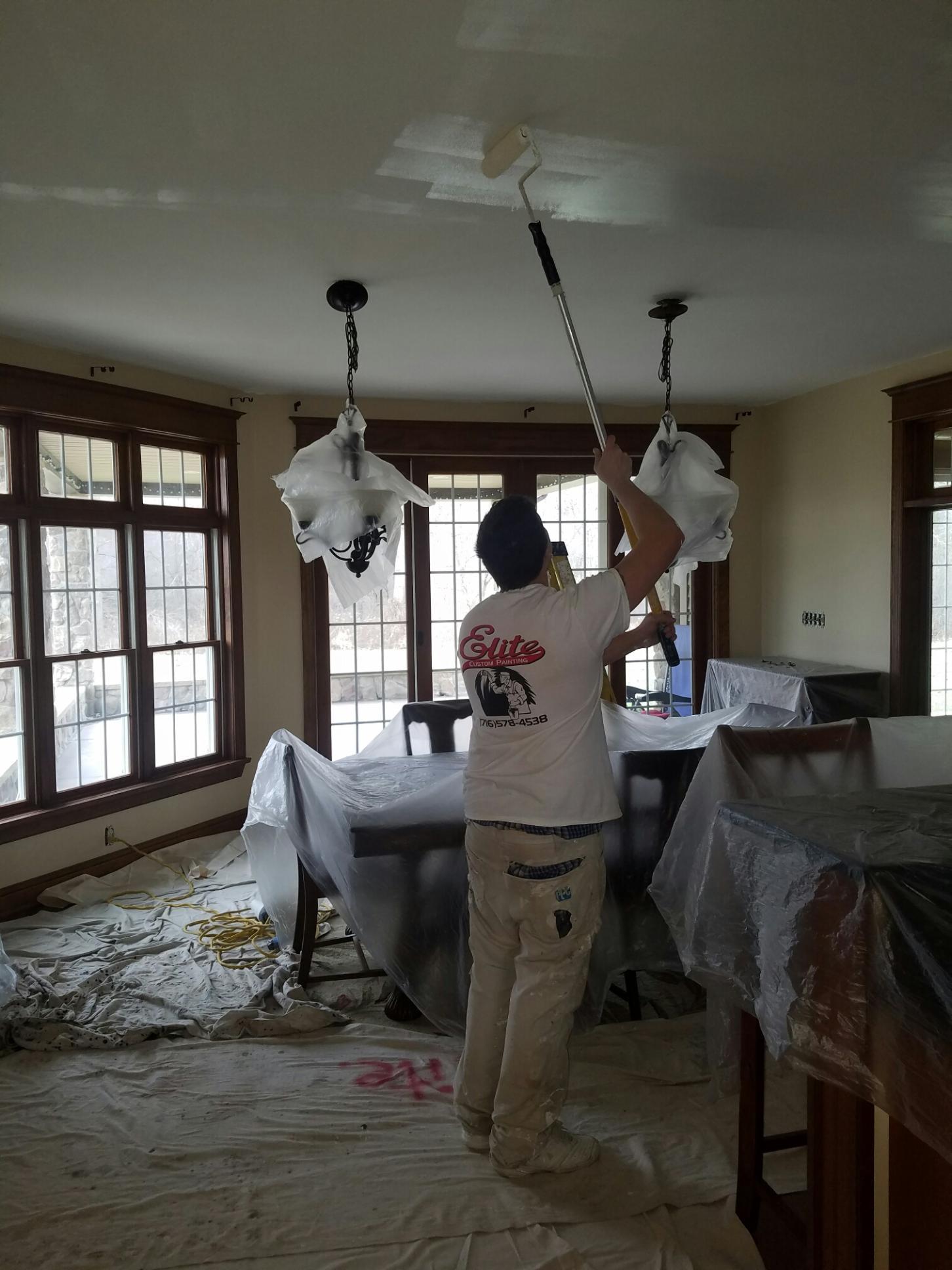 residential drywall installation - Buffalo, NY