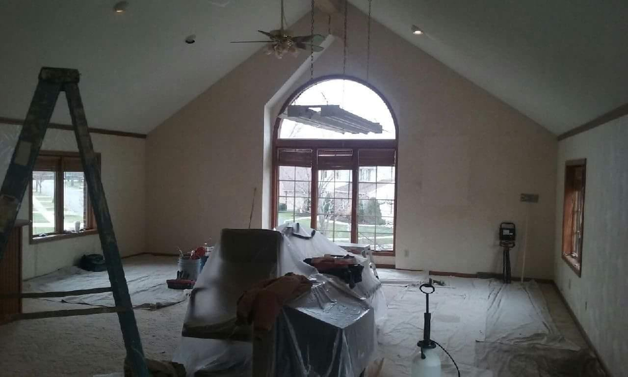 interior painter - Buffalo, NY