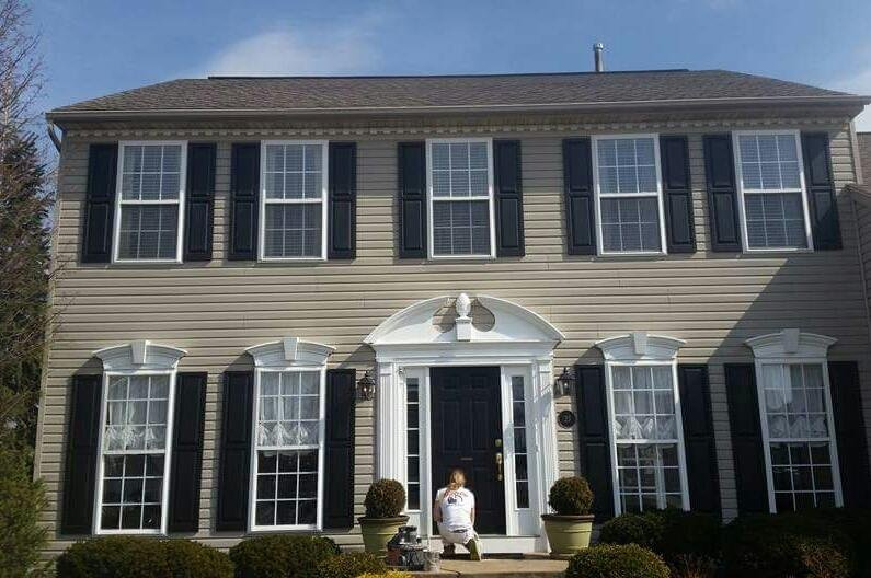 exterior residential painting contractor - Buffalo, NY