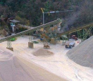 impianti della cava