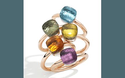 pomellato anelli