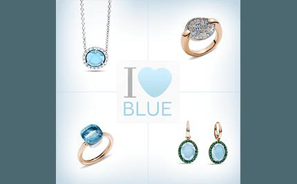 pomellato i love blue