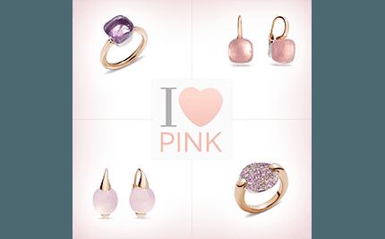 pomellato i love pink
