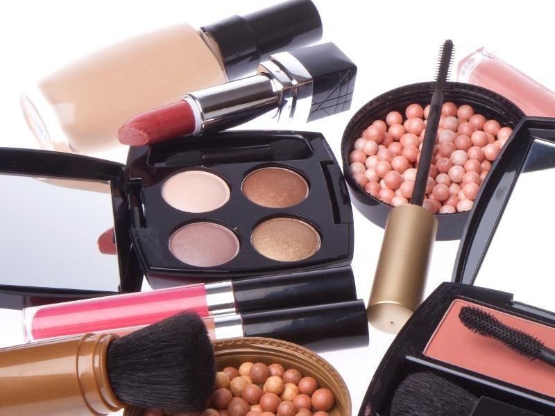attrezzature make up