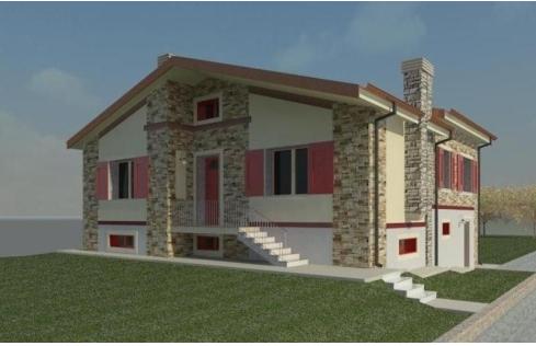 progetto computerizzato casa indipendente