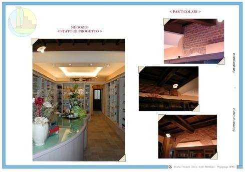 progetto realizzato hall
