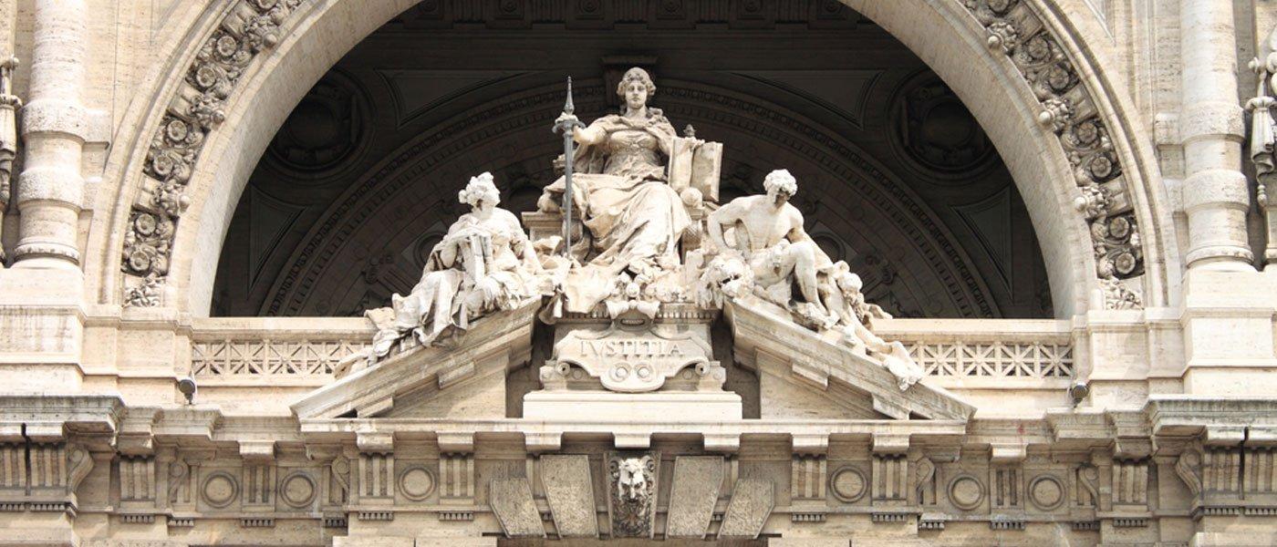 Palazzo delle esposizioni a Roma