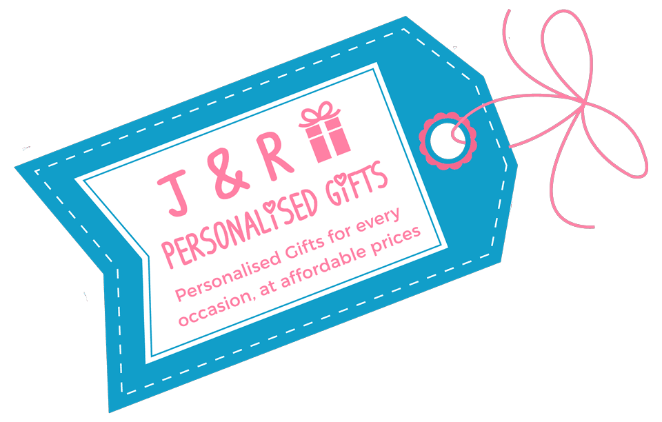 J&R Personalized gifts logo