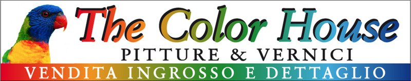 logo the color house
