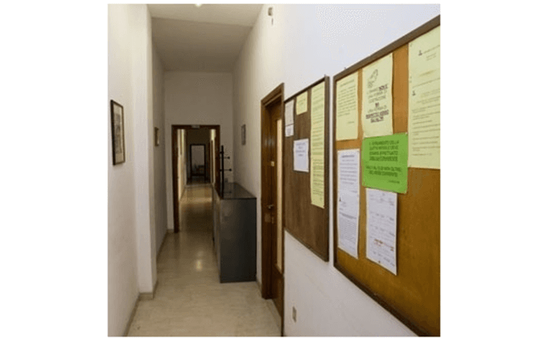 Servizi della scuola privata Labor di Ferrara