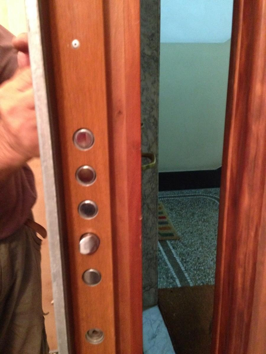 porte blindate Genova