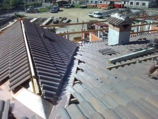 Manutenzione tetti condominiali