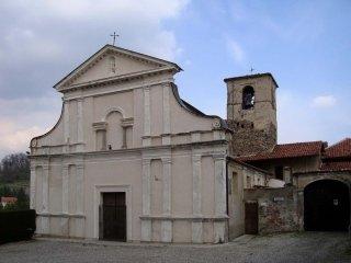 Roppolo (Bi) Castello e Chiesa