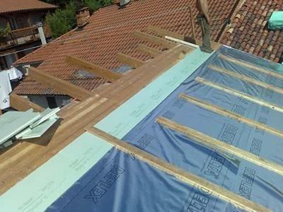 Manutenzione tetti Biella