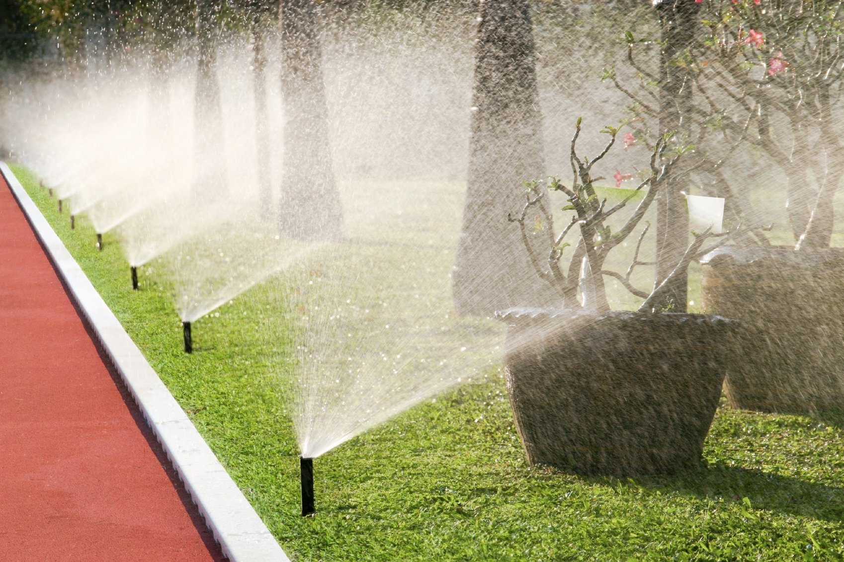 Residential Irrigation Pensacola, FL