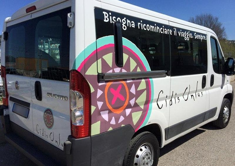 Image Pubblicità - Allestimento e decorazione automezzi - Perugia