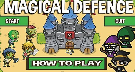 Magical defence