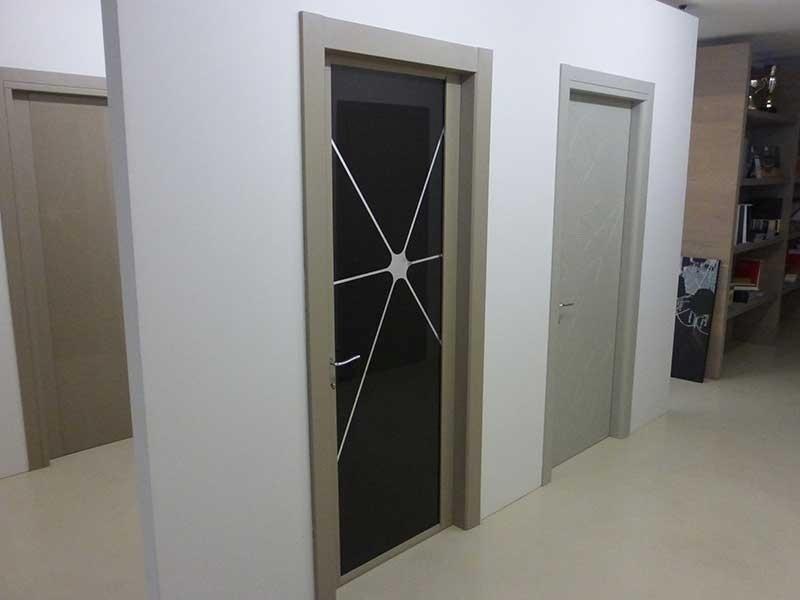 porte in legno blindato