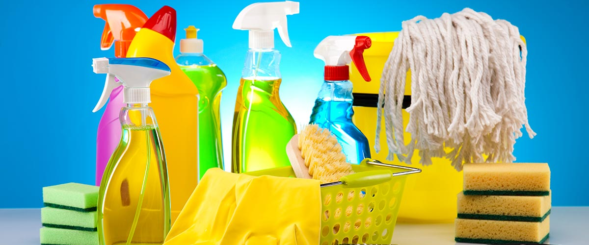 Specialist Residential Cleaning Products