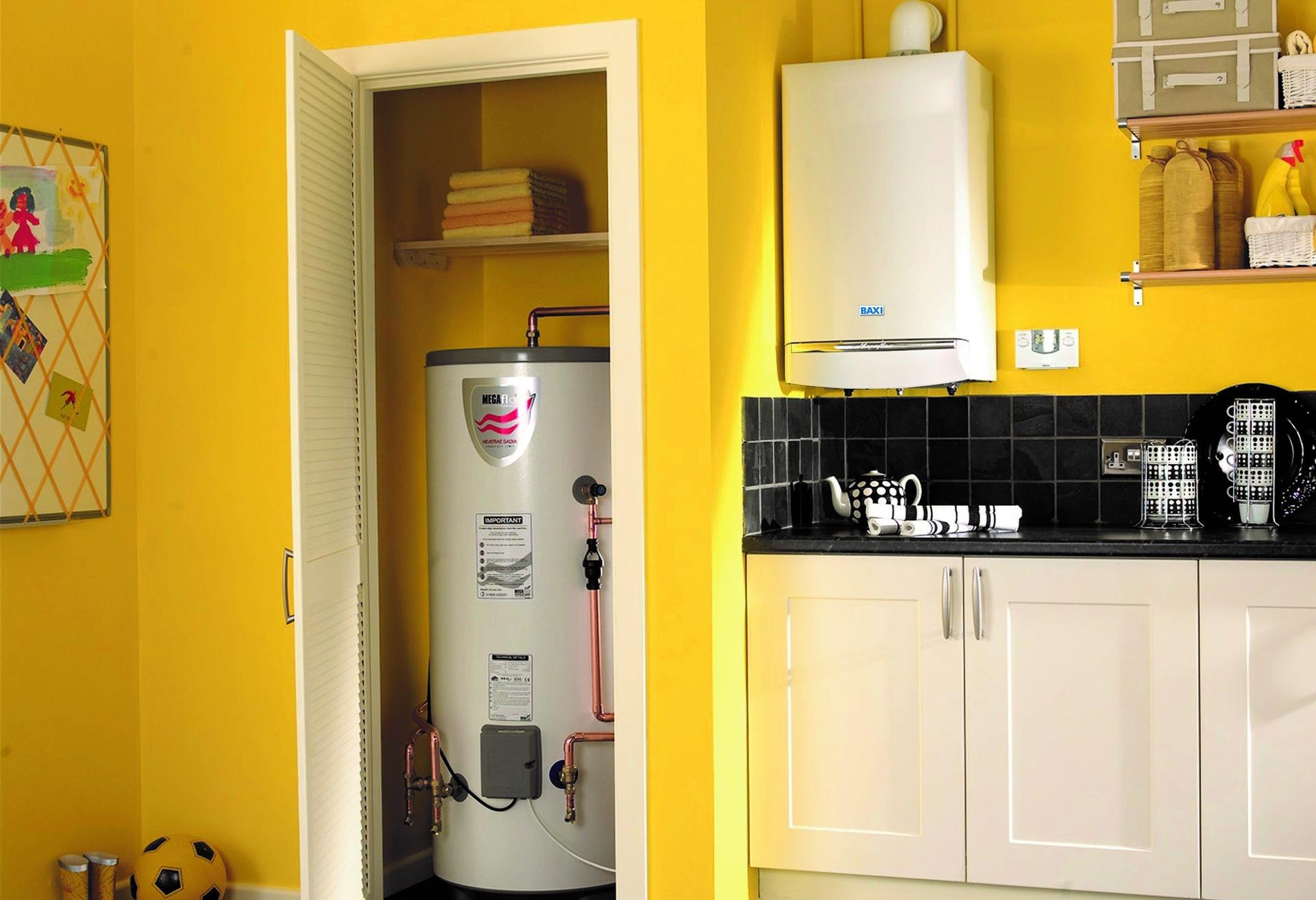 boiler knob adjustment