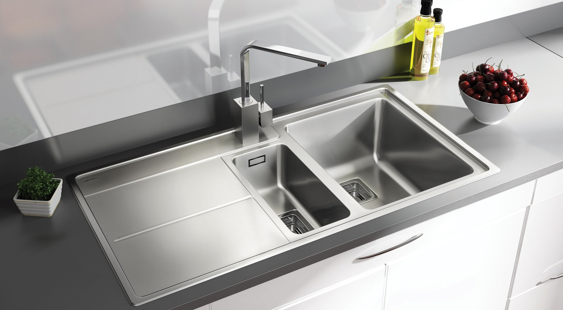 Wide range of sinks and taps in Lewisham