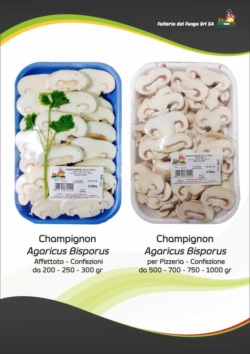 Funghi Naturali