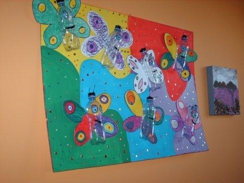 quadro, arredamento giovane, arredamento ospedale colorato