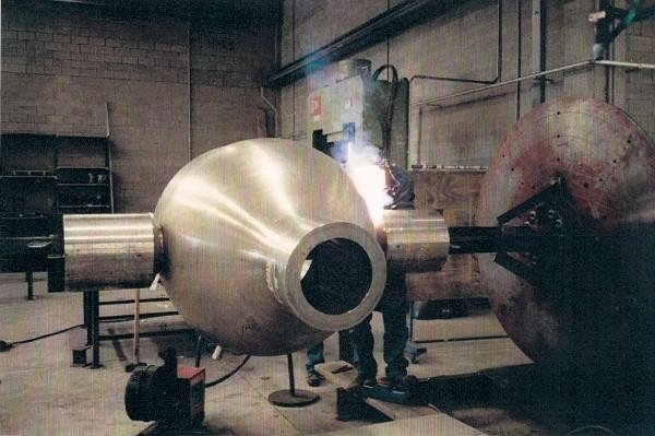 saldature componenti industriali
