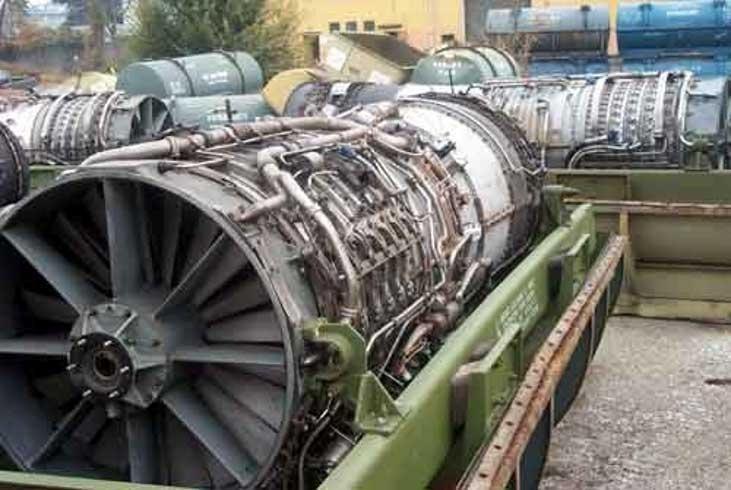 salvage of copper materials