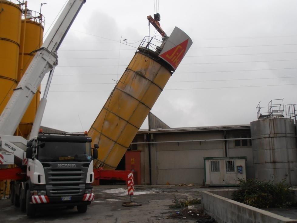 scrapping silos