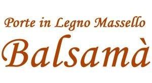 Porte in Legno Massello Balsamà