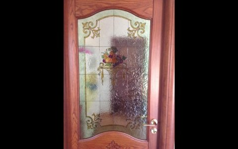 porta vetro natura morta