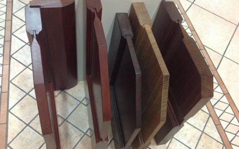 campioni legno per porte