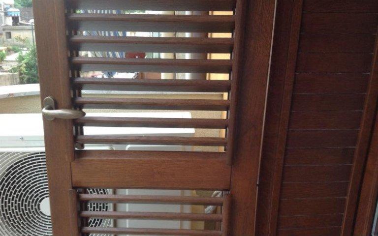 porta esterna legno