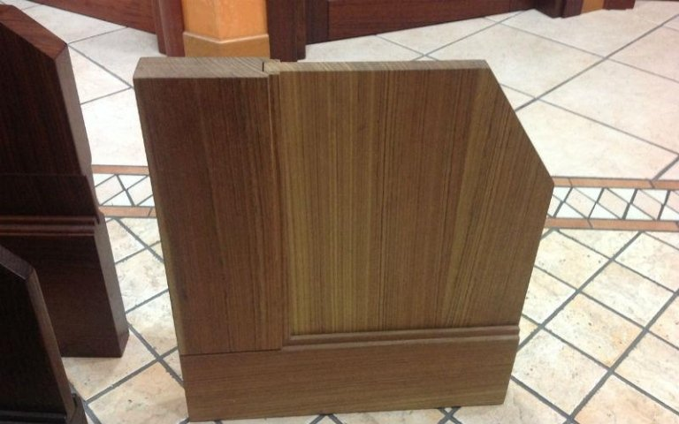 campione legno