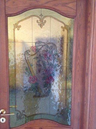 porte in vetro